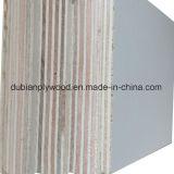 Muebles de melamina Garde / WBP pegamento 18mm melamina madera contrachapada