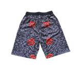 Baumwollform-Art-beiläufige Kurzschluss-Hosen 100% (S010)