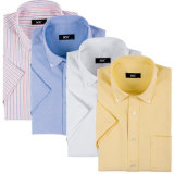 2016 longues d'hommes de vente et courtes chemises professionnelles chaudes de chemise