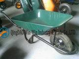 建物の南アフリカ共和国のモデル固体緑の一輪車Wb3800
