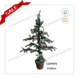 decoração artificial do Natal da árvore de Natal do projeto novo de 110cm