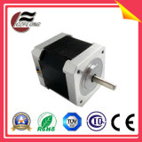 Motor de escalonamiento NEMA17 para la máquina de coser del CNC
