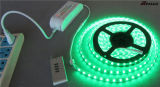 SMD IP65 Warm White Temperatura de color 2400K LED Strip 3528
