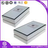 Caixa de presente de papel de empacotamento cosmética feita sob encomenda do perfume