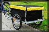 Europのための格好良い自転車またはバイクの貨物トレーラー