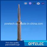 Полностью диэлектрический Self-Supporting кабель ADSS стекловолокна ADSS