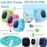 2g scherzt GPS-Verfolger-intelligente Uhr mit PAS-Taste