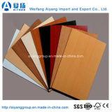 Fornecedores em branco Printable de China da placa do MDF do Sublimation do MDF 5mm/do Sublimation
