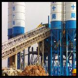 Silo do cimento para a planta de mistura