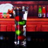 Taza fría de la bebida de la taza de cristal de la cerveza del diseño de la manera