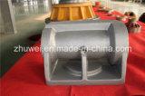 Carcaça de areia Ductile personalizada do ferro do molde, carcaça de areia do ferro