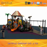 Hawaii Series Children Outdoor Playground Equipment für School Amusement Park (2014CL-17101)