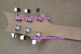 Las bandas labran/la carrocería y el cuello de caoba/la guitarra eléctrica de Afanti (APR-068)