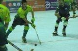 Suelo patinador suspendido del suelo modular del hockey que se enclavija (profesional de Hockey-Champion/)