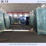 3-6mm de vidrio de invernadero con vidrio de vidrio templado y vidrio de hierro bajo