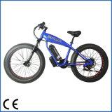 Bici grassa elettrica calda della gomma di vendita 500W dell'OEM (OKM-1115)