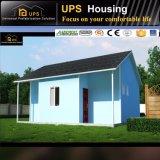 Дом низкой стоимости хозяйственная Prefab модульная с планом конструкции