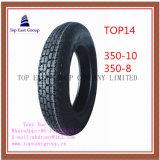 Superqualitätsmotorrad-Reifen mit 350-10, 350-8