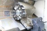 기우는 침대 높은 정밀도 금속 CNC 선반 기계 (SCK520)