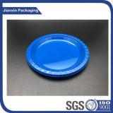 Plástico descartável 7 polegadas de placa