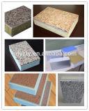 Comitato di parete d'imitazione del marmo del granito della decorazione dell'isolamento termico di Tianyi