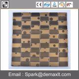 Azulejo de mosaico de cristal del color de la mezcla para la decoración