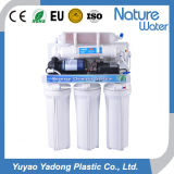 5 etapa 10 Inch Double O Ring Housing Mineral Ball Filter Reverse Osmosis Water Filter System para Home Use
