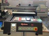 Impresora ULTRAVIOLETA plana de acrílico de cuero plástica de madera de cerámica de cristal de la caja del teléfono