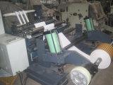 Machine de fente large de film plastique du roulis Rtfq-1300 avec la charge automatique