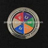 주문을 받아서 만들어진 고품질 회전하는 동전