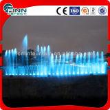Fontaine programmable de musique de l'eau de danse de décoration de lac river