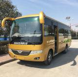 Yuchaiエンジンを搭載するRhd 31のシートの乗客バス