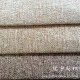 Tissu à la maison de velours côtelé de sofa de polyester et de textile de nylon