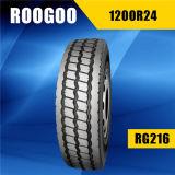 GCC-anerkannter Hochleistungsradial-LKW-Reifen (12.00R24, 315/80R22.5, 385/65R22.5)