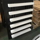 Soffitto quadrato di alluminio del deflettore del tubo