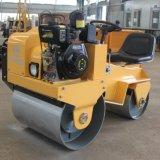 Rodillo de la compactación, equipo de la compactación de suelo, rodillos de la compactación, compactación vibratoria (FYL-850)