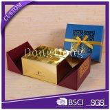 贅沢な円形の香水のギフト用の箱またはボディークリーム包装ボックス