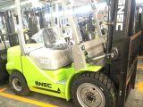 Automobile diesel de chariot élévateur de 3.0 tonnes à Saipan