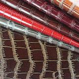 Cuir de PVC de texture de crocodile pour des sacs à main