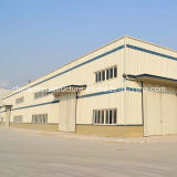 Семинар Структура верхнего качества Профессиональный дизайн сталь и складское здание
