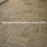 Paving, Paver, Landscape, Kitchen를 위한 자연적인 Stone Travertine Tile Flooring