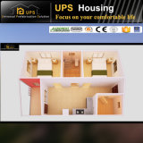 Casa prefabricada modificada para requisitos particulares comprable del jardín con Windows y las puertas