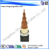 Power elettrico Copper Cable con il PVC Sheathed
