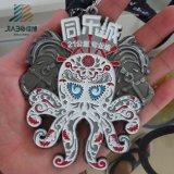 Jiaboはダイカストの金属の記念品の習慣メダルを