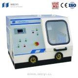 Machine manuelle/automatique de spécimen métallographique de Q-80z/100b de découpage