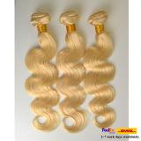Blonder Menschenhaar-Großverkauf indisches Remy Haar