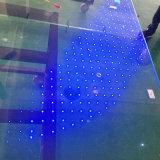 Personalizzare il vetro del LED per costruzione dell'interno