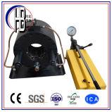 """セリウムの標準ポータブル1/4 """" ~2 """"手動手の油圧ホースのひだ付け装置"""