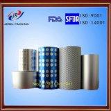 堅いPharma PtpおよびVcアルミニウムまめホイル