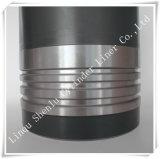 Luva do forro do cilindro das peças sobresselentes do motor Diesel usada para a lagarta D339